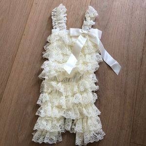 Novelty Baby Girl Outfit